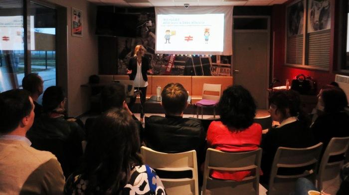 Maja Monrue - A book presentation